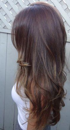 So Pretty Long Hair Styles