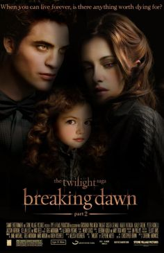 The whole series is quite good. This one is decent has some humor. A good binge watching lazy day series: twilight, new moon eclipse, & breaking dawn.