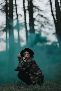 blue-smoke-cool-photo-birmingham-wedding-photographer