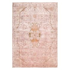Color Reform Silk Silk Rug - 10'x14'