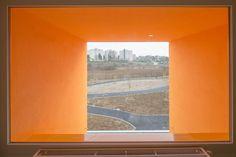 Gallery of Morangis Retirement Home / VOUS ETES ICI Architectes - 13 Social Housing Architecture, Great View, Retirement, 21st, Windows, Gallery, Image 21, Home, Centre