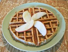 Tone It Up  protein WAFFLES!