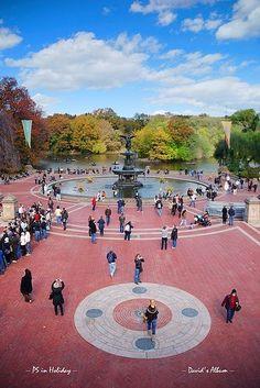 012 Central Park - Row-A-Boat Lake