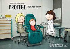 Protege a tu familia y a ti mismo mediante la vacunación