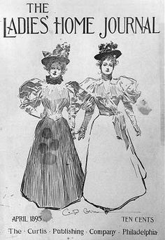 1. gibson girl - The American young woman of the 1890s as idealized in sketches by the American illustrator Charles Dana Gibson (1867-1944). (definition from http://www.thefreedictionary.com/Gibson+girl)