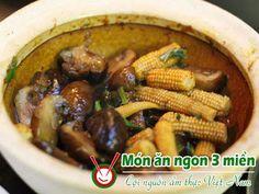 Các món ăn chay ngon cho các ngày rằm | Món ngon mỗi ngày | Món ăn ngon | Món ngon Việt Nam