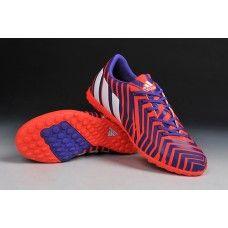26d3302df0f35 Adidas PVermelhoator Absolado Instinto TF Solar Vermelho Branco Noite Flash  barato sapatos de futebol Adidas Football