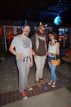 Hipster Wizard of Oz #halloween #costume #hipster