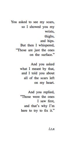 The Scars You Can't See