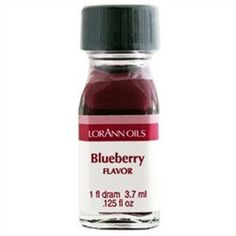 Blueberry Oil Flavoring