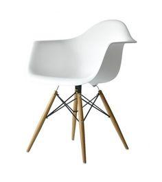 silla daw blanca