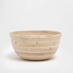 Image 3 of the product Natural-coloured small bamboo basket