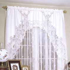 "You'll love the Heirloom Swag 70"" Curtain Valance at Wayfair - Great Deals on all Décor  products with Free Shipping on most stuff, even the big stuff."