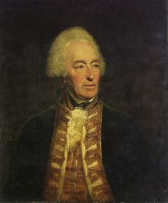 Admiral Robert Roddam, 1719-1808 - National Maritime Museum. He was Commander-in-Chief at the Nore, 1778-83.