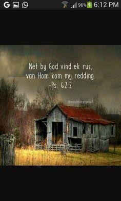 Scripture Quotes, Bible Scriptures, Lekker Dag, Goeie Nag, Goeie More, Afrikaans Quotes, God Is Good, Qoutes, Prayers