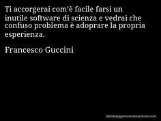 Cartolina con aforisma di Francesco Guccini (15)
