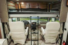 Sunova   Interior   Lounge   Winnebago RVs