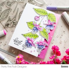 Pretty Pink Posh: May Product Release Blog Hop- Day 1
