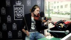 David Garrett ~ courtesy of Radio Monte Carlo. HD Our Friend Jim found this for us...