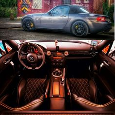 Via TopMiata FB   #TopMiata #mazda #miata #mx5 #eunos #roadster #Germany