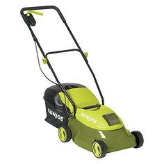 #Sun #Joe #MJ401C #14 in. 28-Volt #Cordless #Electric #Lawn #Mower Dimensions: 61.5L x 21W x 16.5H in. Made from steel and comes in black and green colors Mows 14-in.wide path with durable steel blades https://homeandgarden.boutiquecloset.com/product/sun-joe-mj401c-14-in-28-volt-cordless-electric-lawn-mower/