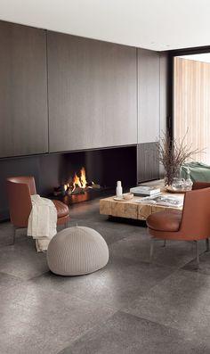 Luxury furniture design fireplaces 27 new ideas Modern Fireplace, Fireplace Design, Home Living, Living Spaces, Luxury Furniture, Furniture Design, Italian Furniture, Contemporary Interior, Flat Interior Design