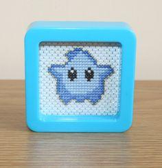 A Luma fridge magnet from Super Mario Galaxy