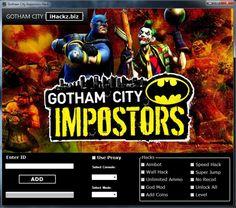 Gotham City Impostors Hacks And Cheats Xbox, PS3, PC