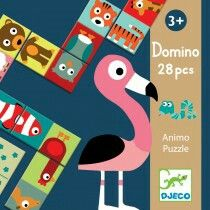 Buy Domino Animo - Puzzle Game at Mighty Ape Australia. A New Way To Play Domino Animo domino puzzle is a fun picture recognition and number matching game from Djeco. In most animal domino games children m. Puzzle Djeco, Animal Puzzle, Traditional Toys, Musical Toys, Up Book, Science Experiments Kids, Matching Games, Number Matching, Easy Sewing Projects