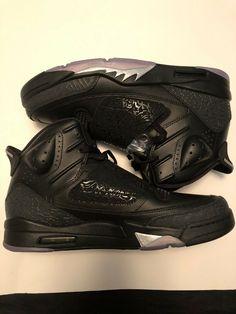 san francisco 4be9a 9d2db Nike Air Jordan Son Of Mars Black Cat Retro Mens 11.5 512245-010 New