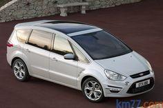 Ford S-MAX Gama S-MAX Titanium Monovolumen Exterior Frontal-Lateral 5 puertas