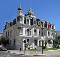 Palacio Polanco. Valparaiso. Chile | To learn more about #Valparaiso | #CasablancaValley click here: http://www.greatwinecapitals.com/capitals/valparaiso-casablanca-valley