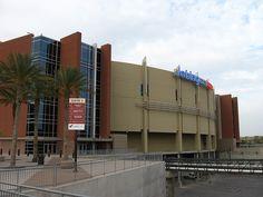 Jobing.com Arena, Home of the Phoenix Coyotes