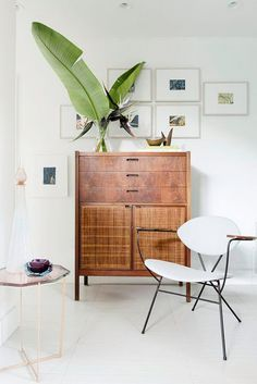 get the look: modern surf shack with vintage finds from @chairishco #ad