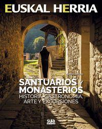 Santuarios y monaste