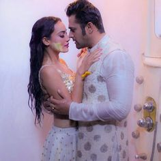 Cute Celebrities, Celebs, Pakistani Wedding Outfits, Bath Girls, Hot Couples, Girls Dpz, Beautiful Couple, Cute Love, Iqra Aziz