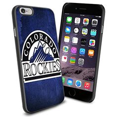 MLB Colorado Rockies Baseball, Cool iPhone 6 Smartphone Case Cover Collector iPhone TPU Rubber Case Black Phoneaholic http://www.amazon.com/dp/B00U0N9QE8/ref=cm_sw_r_pi_dp_W.gmvb1GPM1X8