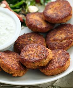 Protein-packed chickpea fritters with spinach and rosemary. Delicious served as a fritter with salad, and they also make super tasty veggie burger patties. Red Lentil Recipes, Veggie Recipes, Indian Food Recipes, Vegetarian Recipes, Cooking Recipes, Healthy Recipes, Ethnic Recipes, Vegetarian Options, Simple Red Lentil Recipe