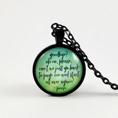 79 Best Quote Necklaces Images Gift Quotes Glass Domes Glass