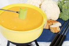 Authentic Swiss Cheese Fondue | Victoria Haneveer