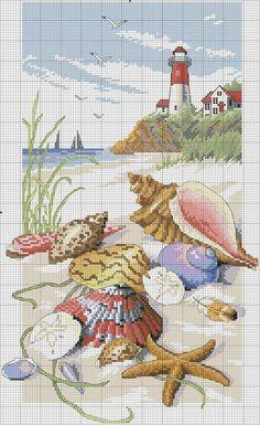 All things seashore!