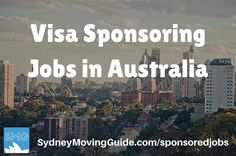 From current jobs hiring with visa sponsorship to how to write your Australian resume, here are all the post on SMG about Visa Sponsoring Jobs.