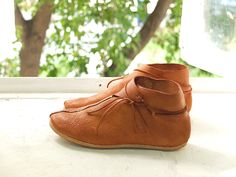 Hedeby shoes