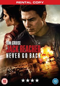 Tom Cruise returns to star as the eponymous ex-military police officer in this action sequel, based on Lee Child's novel