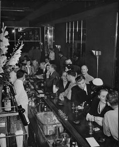 Alfred Eisenstaedt—Time Life Pictures/Getty ImagesThe Stork Club, New York City, 1944.