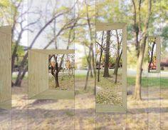 mirror buildings invisible barn 3