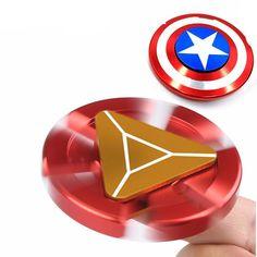 Super Hero Fidget Spinners