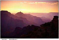 Grand Canyon Sunrise, Seen From Yaki Point http://www.voteupimages.com/image.php?i=000637