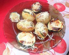 Pečené zemiaky s cuketou (fotorecept) - Recept