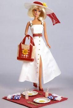 1996 - Fashions - Barbie Millicent Roberts® - Picnic Perfect™ Barbie® Fashion…